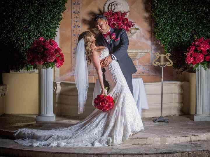 The wedding of Maryann and Carlos