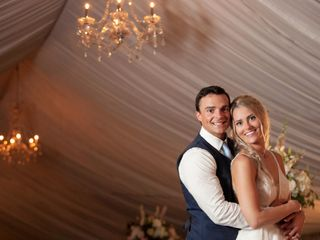 The wedding of Krista and Braden 1