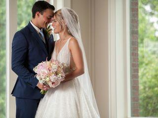 The wedding of Krista and Braden