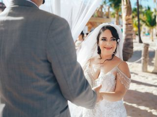 The wedding of Sean and Stephanie 1