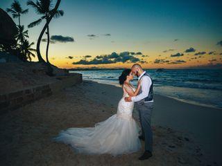 The wedding of Sean and Stephanie