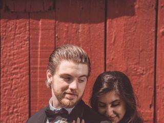 The wedding of Adam and Deana 2