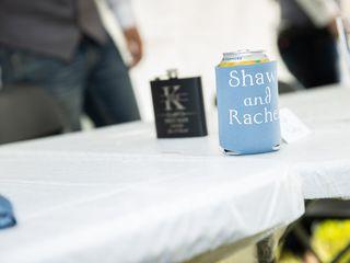 The wedding of Rachel and Shaw 3