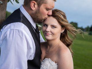 The wedding of Rachel and Shaw