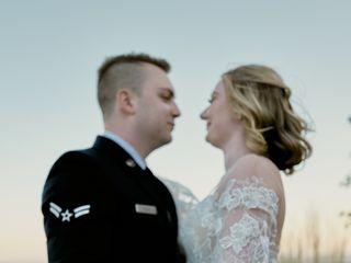The wedding of Gavynne and Garrett 2