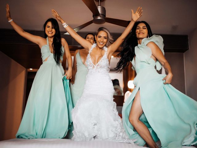 Luis and Laura's Wedding in Punta Cana, Dominican Republic 1
