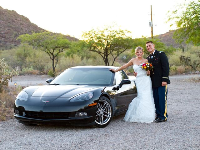 John and Sierra's Wedding in Tucson, Arizona 1