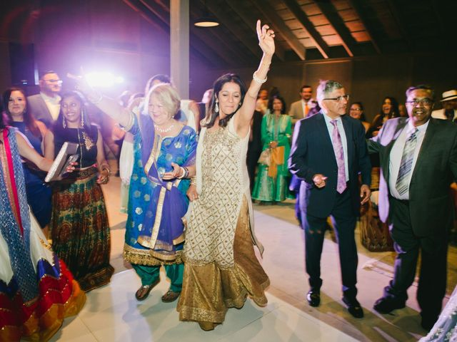 MangalPal and Sonya's Wedding in San Luis Obispo, California 3