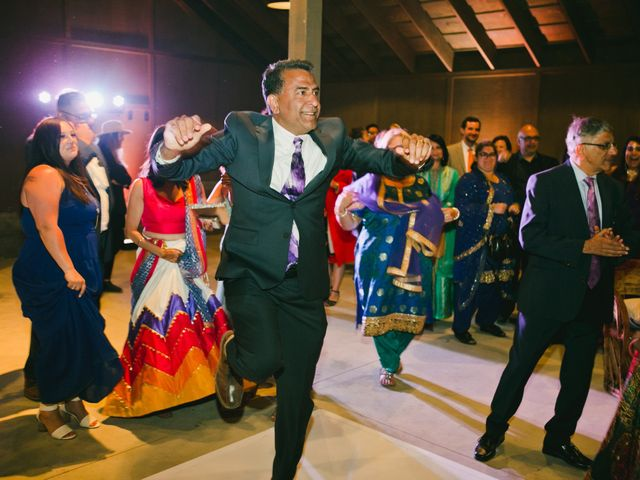 MangalPal and Sonya's Wedding in San Luis Obispo, California 4