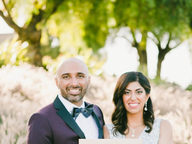 MangalPal and Sonya's Wedding in San Luis Obispo, California 26