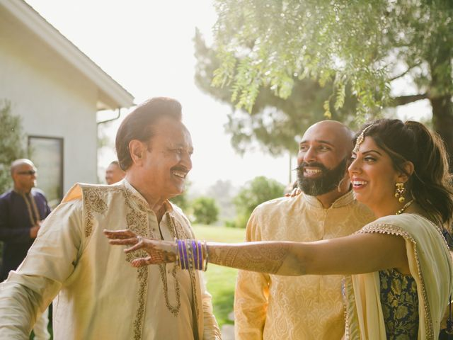 MangalPal and Sonya's Wedding in San Luis Obispo, California 52
