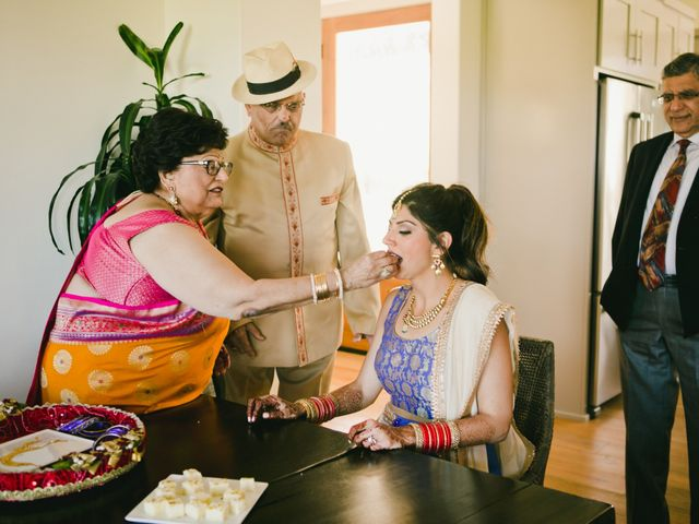 MangalPal and Sonya's Wedding in San Luis Obispo, California 54