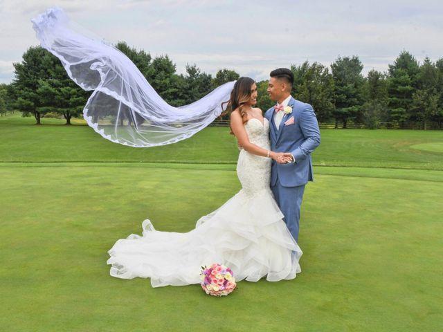 Sam and Alexa's Wedding in Basking Ridge, New Jersey 1