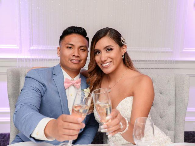 Sam and Alexa's Wedding in Basking Ridge, New Jersey 4