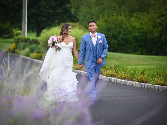 Sam and Alexa's Wedding in Basking Ridge, New Jersey 8