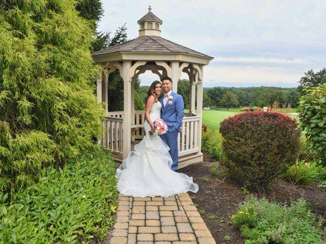 Sam and Alexa's Wedding in Basking Ridge, New Jersey 9