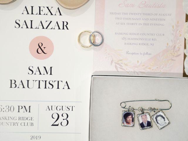 Sam and Alexa's Wedding in Basking Ridge, New Jersey 12
