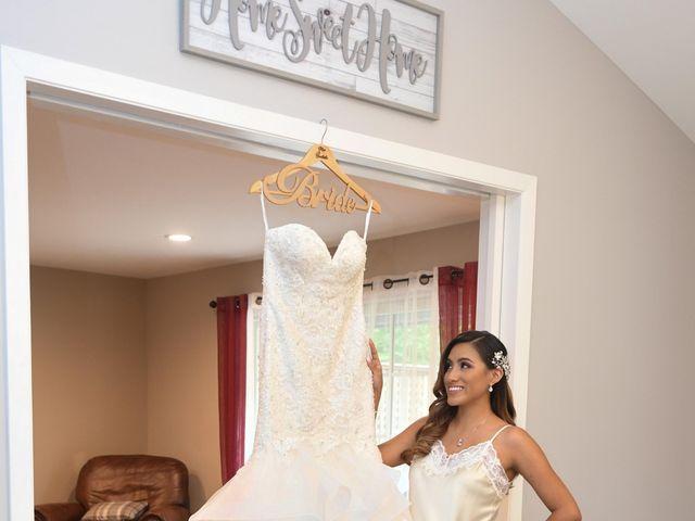 Sam and Alexa's Wedding in Basking Ridge, New Jersey 16