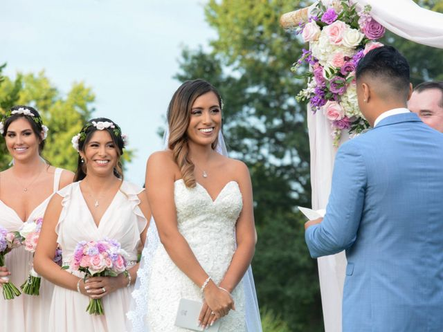 Sam and Alexa's Wedding in Basking Ridge, New Jersey 31