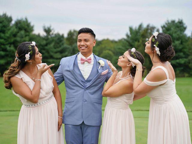 Sam and Alexa's Wedding in Basking Ridge, New Jersey 33