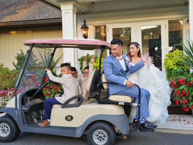 Sam and Alexa's Wedding in Basking Ridge, New Jersey 36