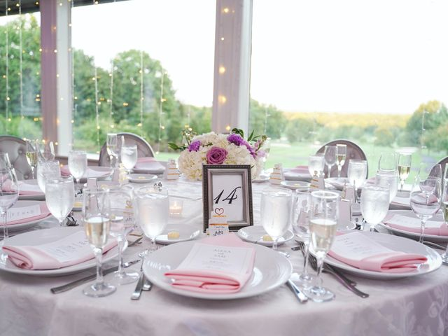 Sam and Alexa's Wedding in Basking Ridge, New Jersey 38