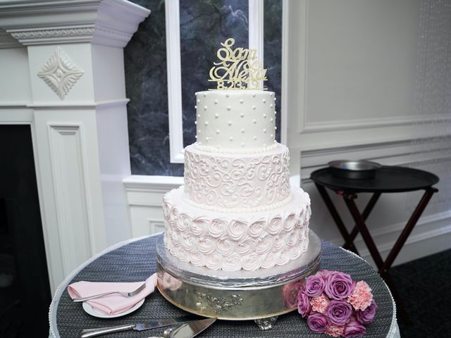 Sam and Alexa's Wedding in Basking Ridge, New Jersey 39