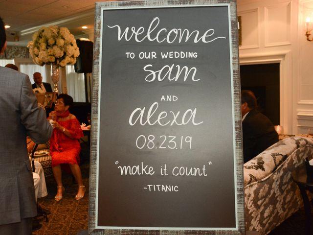 Sam and Alexa's Wedding in Basking Ridge, New Jersey 40