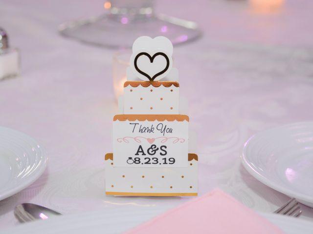 Sam and Alexa's Wedding in Basking Ridge, New Jersey 41