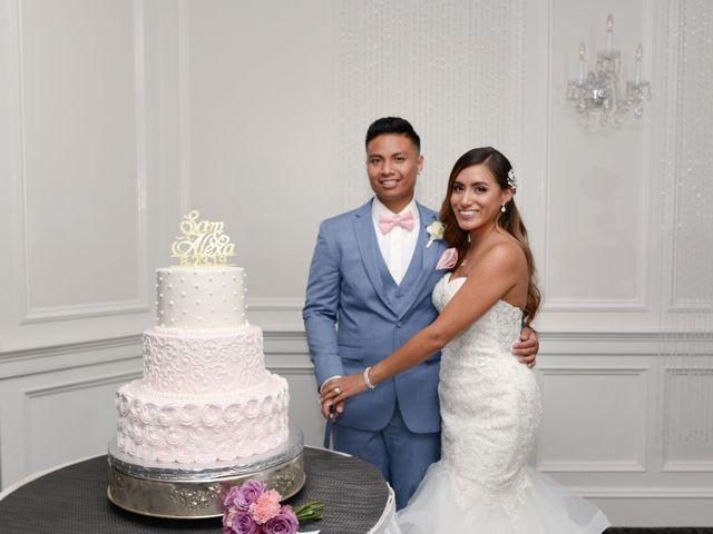 Sam and Alexa's Wedding in Basking Ridge, New Jersey 44