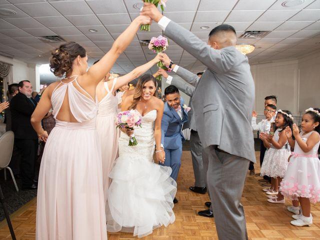 Sam and Alexa's Wedding in Basking Ridge, New Jersey 45