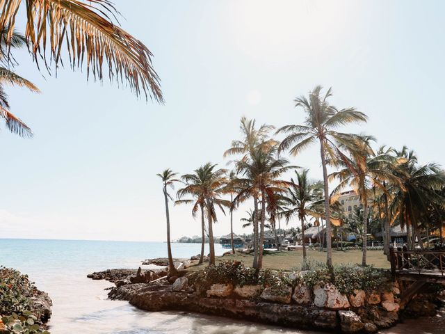 Terrance and Courtney's Wedding in Punta Cana, Dominican Republic 5