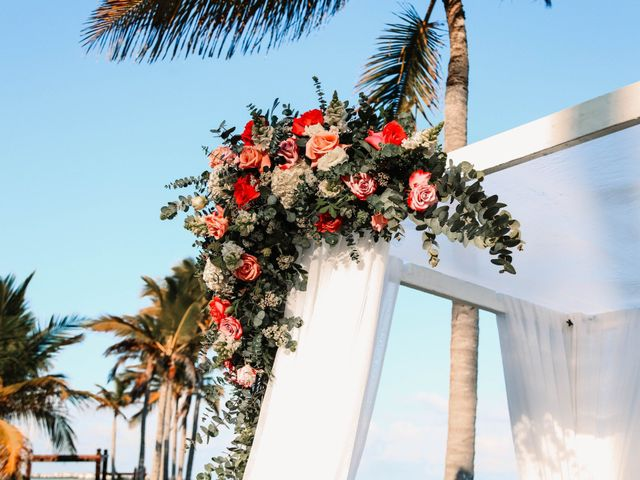 Terrance and Courtney's Wedding in Punta Cana, Dominican Republic 22