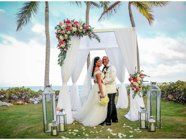 Terrance and Courtney's Wedding in Punta Cana, Dominican Republic 23
