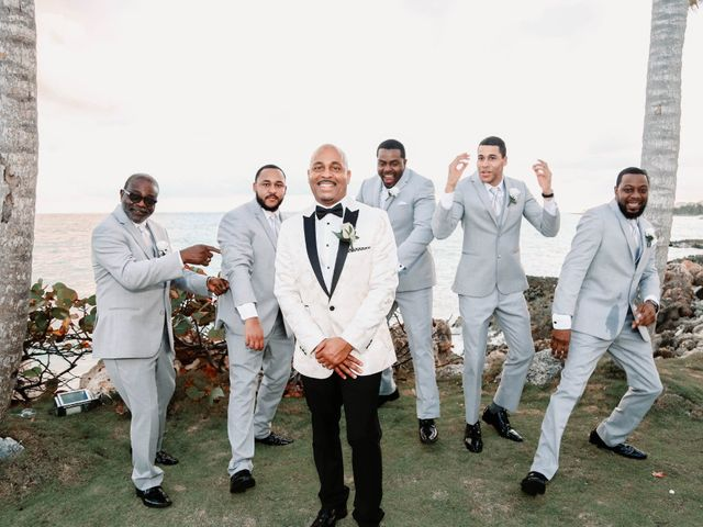 Terrance and Courtney's Wedding in Punta Cana, Dominican Republic 24