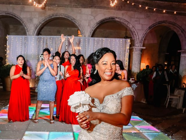 Terrance and Courtney's Wedding in Punta Cana, Dominican Republic 27