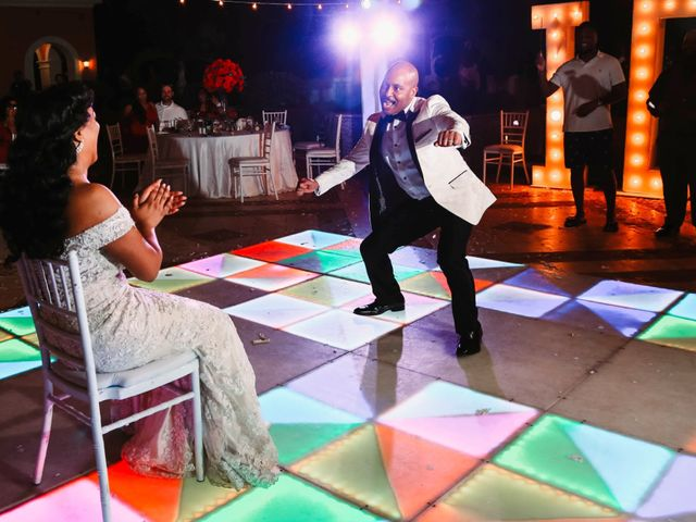 Terrance and Courtney's Wedding in Punta Cana, Dominican Republic 32