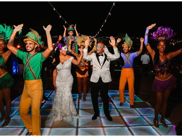Terrance and Courtney's Wedding in Punta Cana, Dominican Republic 33
