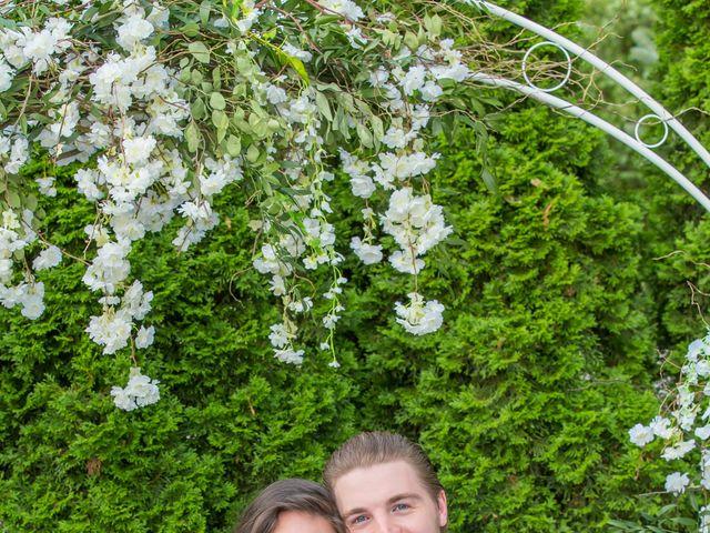 Deana and Adam's Wedding in Dearborn Heights, Michigan 8