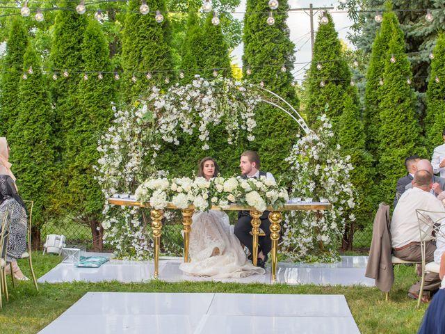 Deana and Adam's Wedding in Dearborn Heights, Michigan 10