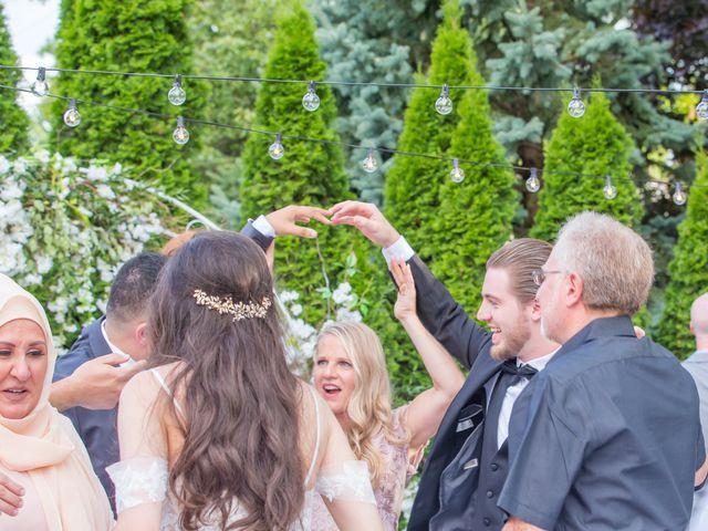 Deana and Adam's Wedding in Dearborn Heights, Michigan 11