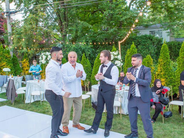 Deana and Adam's Wedding in Dearborn Heights, Michigan 14