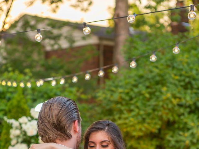 Deana and Adam's Wedding in Dearborn Heights, Michigan 15