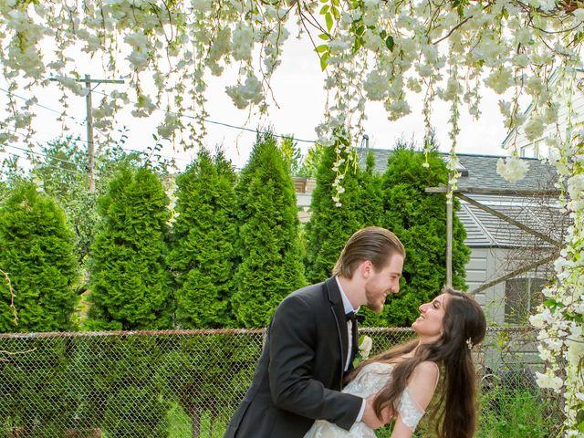 Deana and Adam's Wedding in Dearborn Heights, Michigan 17