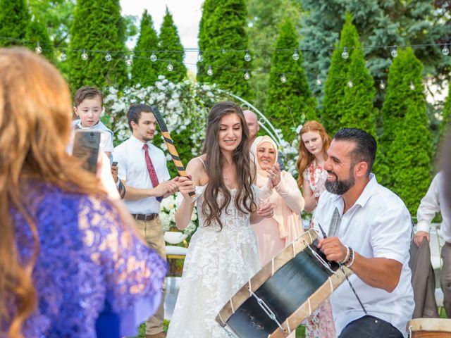 Deana and Adam's Wedding in Dearborn Heights, Michigan 19