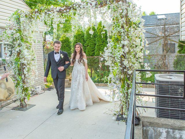 Deana and Adam's Wedding in Dearborn Heights, Michigan 22