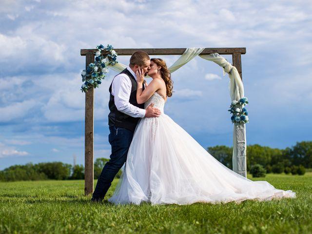 Shaw and Rachel's Wedding in Racine, Wisconsin 1
