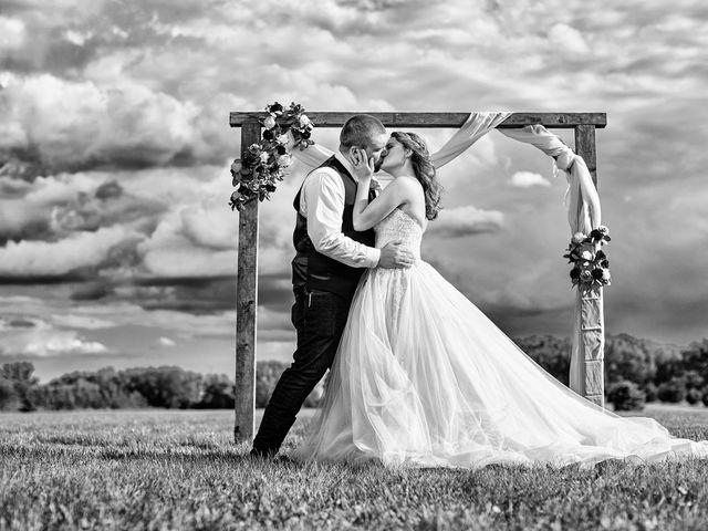 Shaw and Rachel's Wedding in Racine, Wisconsin 9