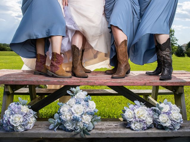 Shaw and Rachel's Wedding in Racine, Wisconsin 15