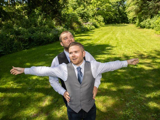 Shaw and Rachel's Wedding in Racine, Wisconsin 28